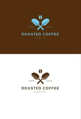 Logo Stationery Kemasan Brosur Design Kartu  13391