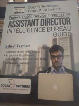 Assistant Director IB, Dogar Brothers