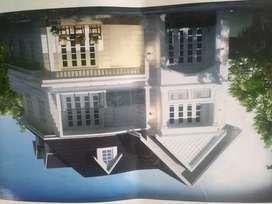 thrissur ramavarmapuram villadam 6,500 cent 4 bhk new class villa