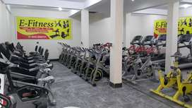 Spin Bikes for sale