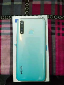 VIVO Y19 COMPLETE BOX