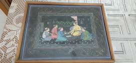 Rajasthani miniature paintings (Two)