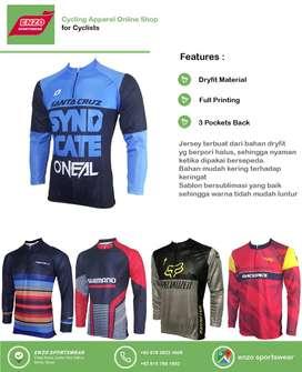 [COD] Grosir Jersey Sepeda MTB Oneal SC