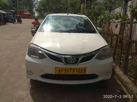 Toyota Etios 2015 Diesel Good Condition