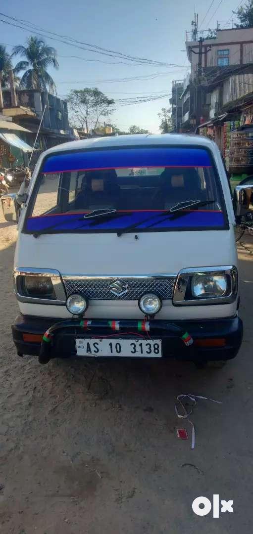 Maruti Suzuki Omni 2000 Petrol 64000 Km Driven