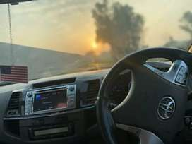 Toyota Fortuner 2012 Diesel Well Maintained