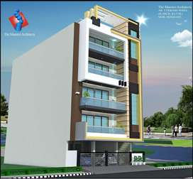 Brand new Luxury 3 BHk floors available in Porsh location
