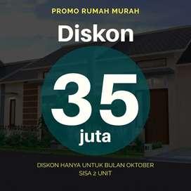 Rumah Mewah Tanpa DP Tengah Kawasan Bisnis Gadang - Cakrawala Malang