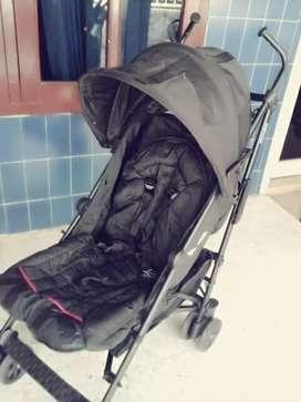 Stroller ex Singapore kondisi masih seperti baru