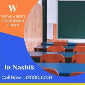 For Fresher Website development course