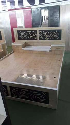 Best quality Wooden Dual Bed
