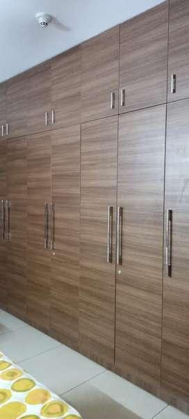 2/BHK semi furnished posh laxuri apartment rent mannagudda gandi Park
