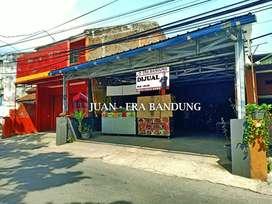 Ruko jalan utama tempat usaha Area Ujung Berung