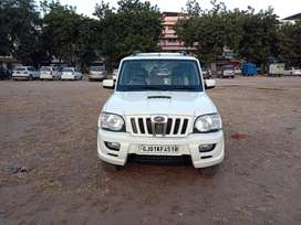 Mahindra Scorpio LX BS-III, 2010, Diesel