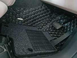 7D car footmat available for all cars. Range start from 500 onwards.