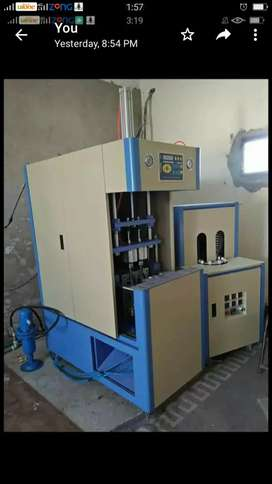 Mineral water RO Plant or bottles making