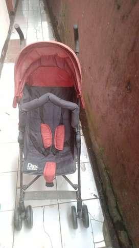 Di jual stroller murah