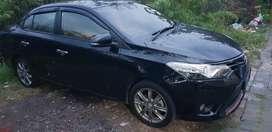 Toyota Vios 2014 G Manual Hitam