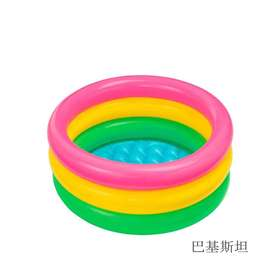 Kids' Swimming Pools Baby Pool, Soft & Comfortable, A child-friendly p