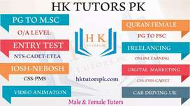 Online Kg to Mphil & Training IOSH-OSHA-NEBOSH. O Level A level Tutors