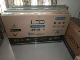 Hi best quality A+ panel full hd box pack@40 inch low price warranty.