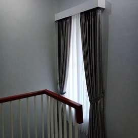 Gordyn Gorden Korden Wallpaper Tirai Hordeng Curtain Blinds