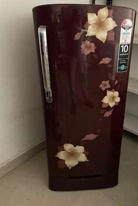 Single door fridge in very good condition