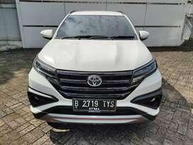 Toyota Rush 1.5 S AT TRD, Tahun 2019, Low KM, dan service record
