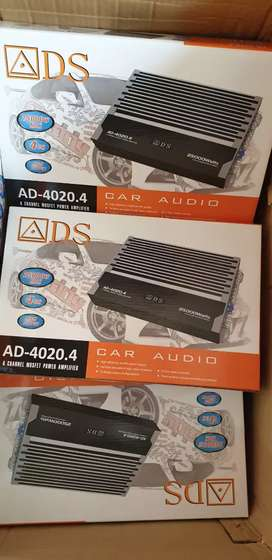 Power 4ch Ads ad4020.4