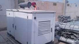 15 KVA Silent Generator Set MAHINDRA MAKE 2007