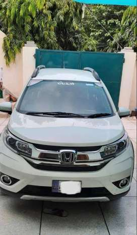 Honda BR.V On Easy Installment Plans