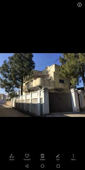 Portion for Rent in Swat Chowk Haripur