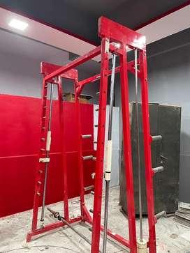 Total gym equipment