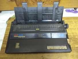 Dot Matrix Printer 140 column