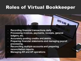 Contact me if u need A Virtual Accountant for your Business