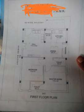 Waddepalli TNG s colony houses for sale 2BHK no time pass