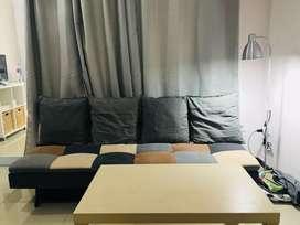 Wifi! Sewa tempat tinggal tipe 1Bed Harian gateway Pasteur apartemen