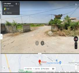 Sewa Lahan Luas Pinggir Jalan Utama Akses Tol dan Kawasan Industri