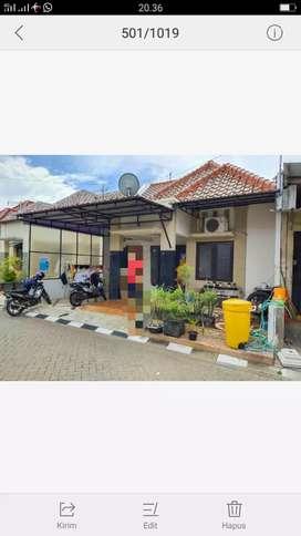 Dijual Rumah+gudang tempat usaha