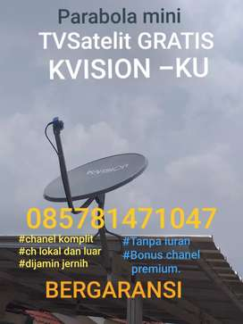 Antena zaman now Kvision ku.