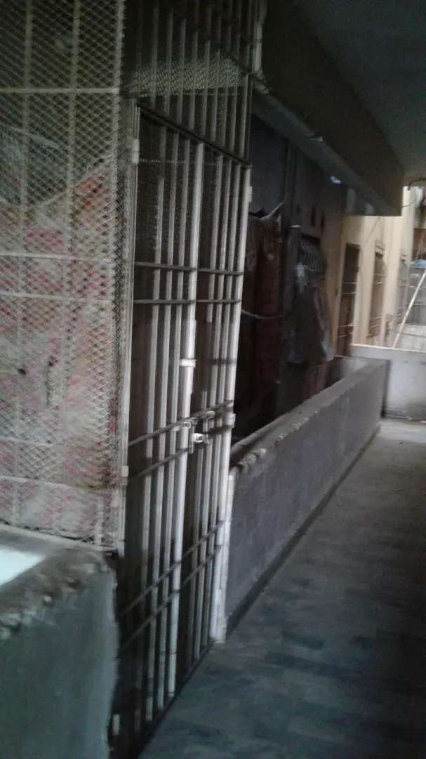 Flate fore sale 2bed dd first floor at gulz e hijri road 0