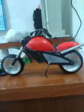 Jual miniatur motor