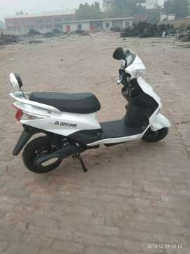 motorcycle scooter chargeable totari electronic