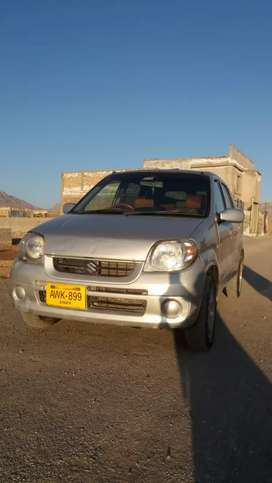 Suzuki kei car in fresh condition orignal clr automatic 2007 mdl