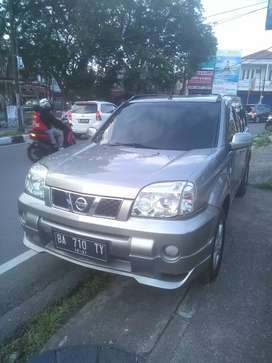 Nissan X-TRAIL 2.0 manual 2007