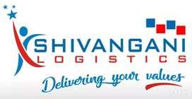 Parcel delivery boys for shivangani logistics at  karond