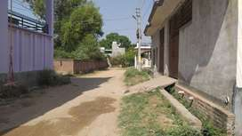residential plot are available on faizabad road