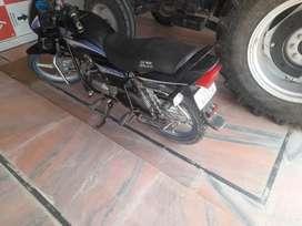 New brand bike