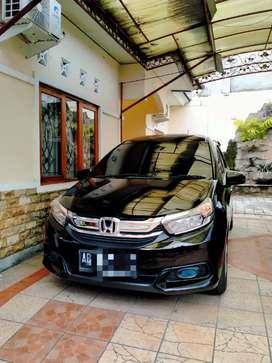 Honda Mobilio E manual