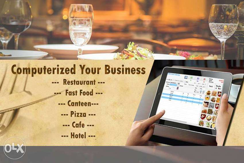 Restaurant Software Mobile Order Taking Solution Retail and Inventory 0